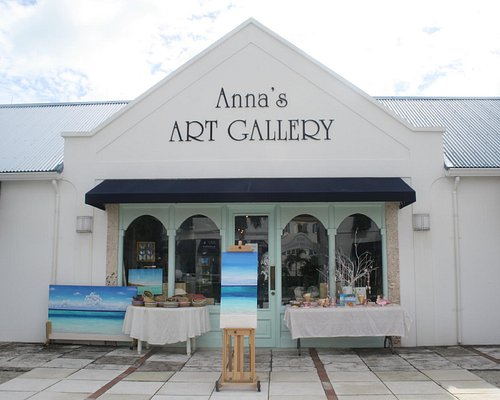 Front of Anna's Art Gallery