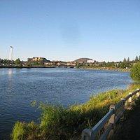 Destuchutes River, Bend, Oregon