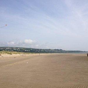Harlech beach and Dunes
