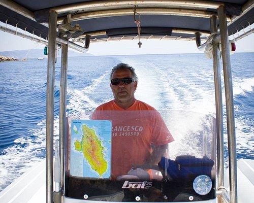 Barcaiolo - Francesco Onida - In navigazione