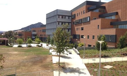 Area 52 - Cal Poly's new Math & Science building