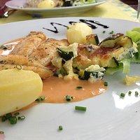menu du jour poisson