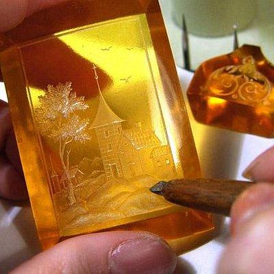Intaglio - inner carving