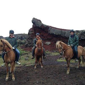 In Rauðhólar
