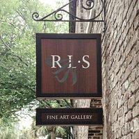 Entrance to Robert Lang Studios