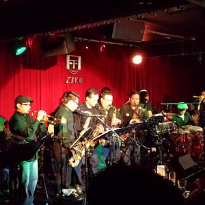 On that occasion Tlaxcaltecatl Latin Jazz performed
