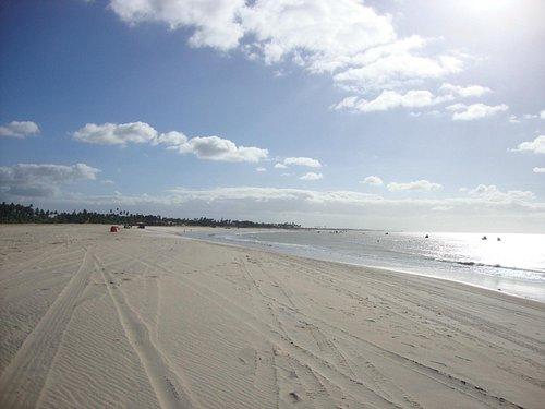 Praia Ponta do Santo Cristo