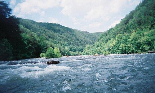 Ocoee River - BEAUTIFUL!!!