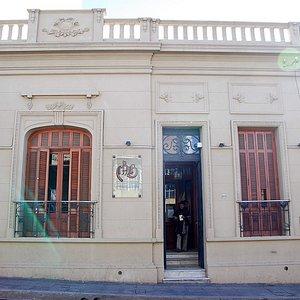 Fachada del museo.