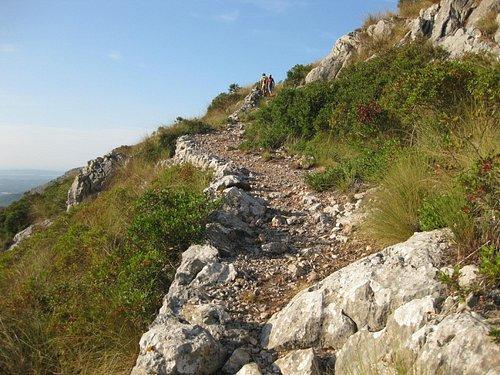 CR7 Es Galatzo-S´Esclop Hiking Trail