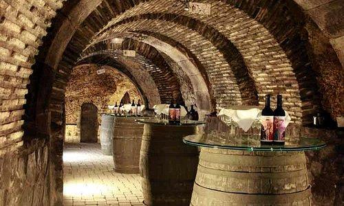 Calado para la degustación de nuestros vinos