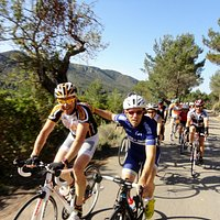 RB5 Enjoy Peguera Cycling Trail