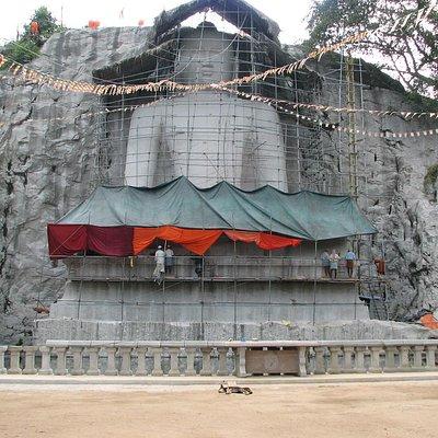 World's tallest granite Buddha statue in Kurunegala