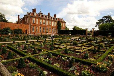 The Ornamental Gardens.