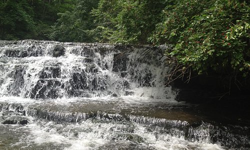 Waterfall at Corbett's Glen