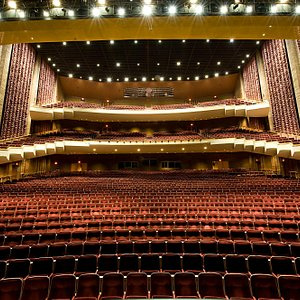 Chapman Music Hall, 2365 seats, is the  Center