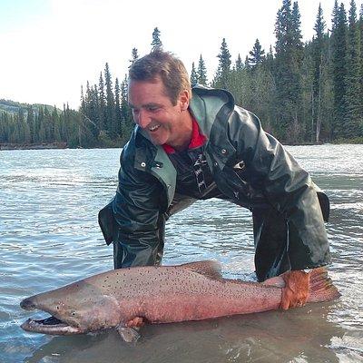 King Salmon baby!