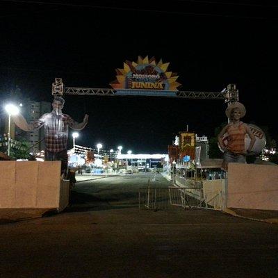 Estação das Artes - Mossoró Cidade Junina