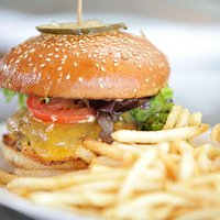 Make your own burger bar.