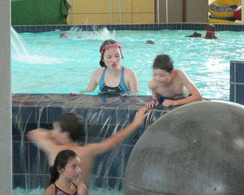 Lido Aquatic Centre Heated Indoor Pools