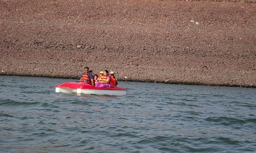 Halali Dam Boating
