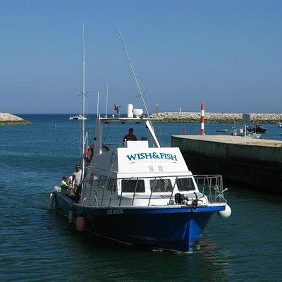 """Wish&Fish boat """"José Batista"""""""