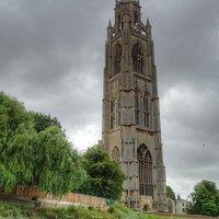 St Botolph's Church Boston Lincolnshire - The Stump