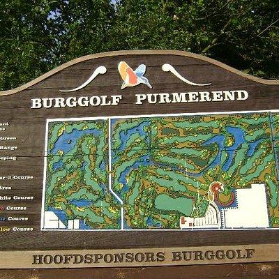 Burggolf, Purmerend, Holanda.