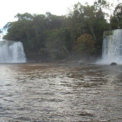 Cachoeiras Gêmeas de Itapecuru