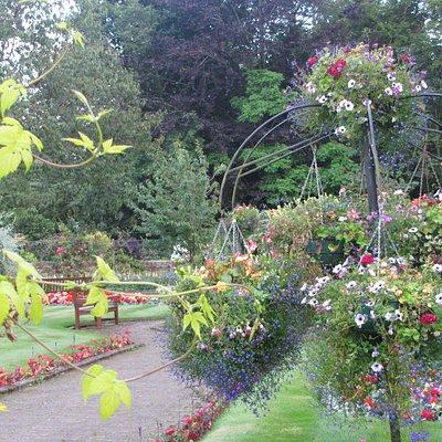 Walled Garden again