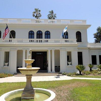 Fenyes Mansion Exterior
