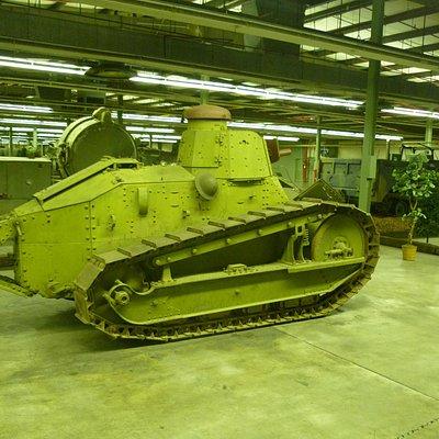 Whippet Tank