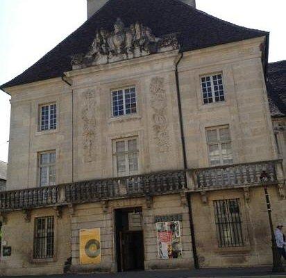 Main Façade of the Museum