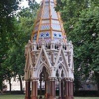 Photo of Buxton Memorial Fountain taken with TripAdvisor City Guides