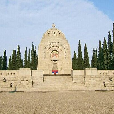 Serbian Chapel at Zeitenlik