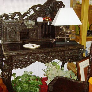 Bethany Antique Mall has wonderful furniture and furnishings