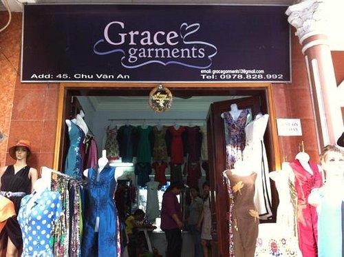 Grace Garments in Hué