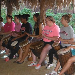 Drum lessons for groups or individuals