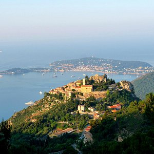 Glamourous French Riviera : Monaco and the Cliff roads