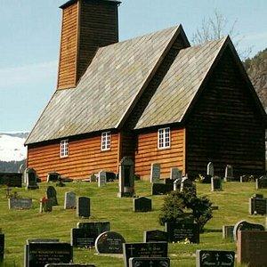 Gaupne gamlekyrkje