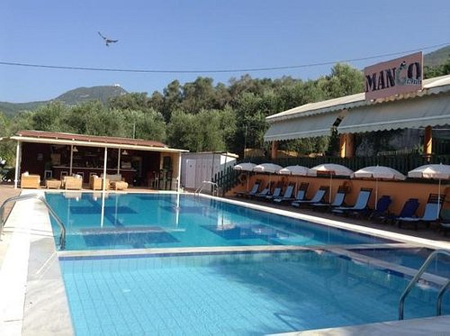 Mango Club. The perfect English Breakfast place, then burn calories in the swimmimg pool