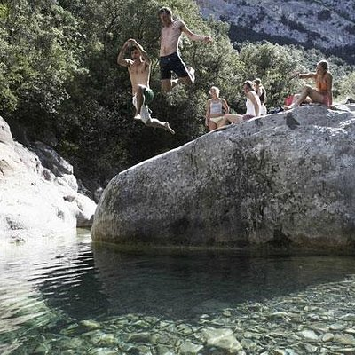 Water Trecking, Sant Aniol Valley, Alta Garrotxa