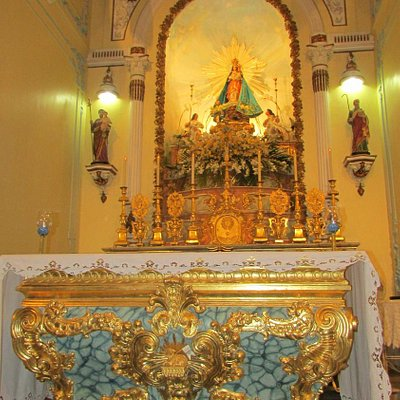 Altar da igreja