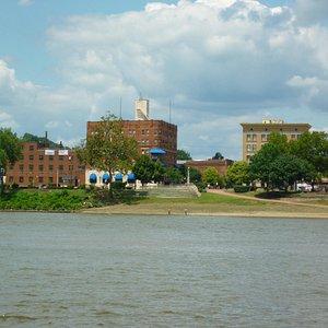 View of downtown Marietta