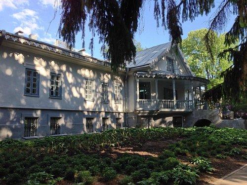 Pirogov's estate