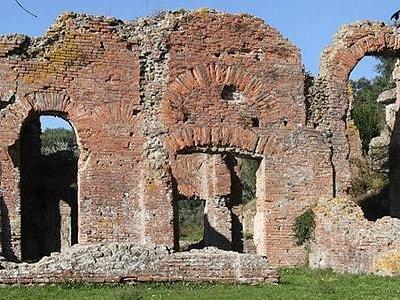 Resti della Villa Romana dei Venulei (I-II d.C.)