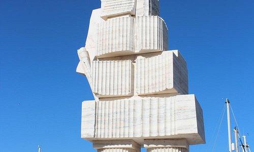 estátua do marquês de pombal de joão cutileiro - vrsa