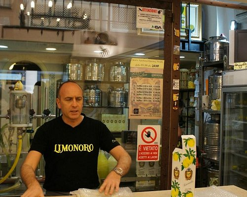 Great Limoncello products!