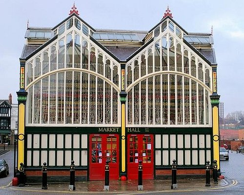 Stockport Historic Market Hall