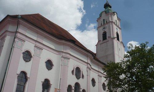 La Frauenkirche de Günzburg